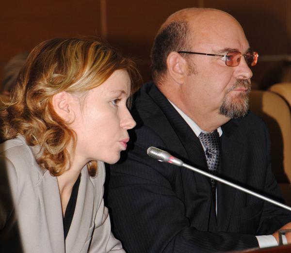 Ю.А. Яковлева и В.М. Цодикович