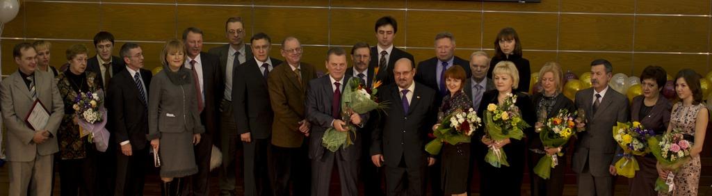 8 ежегодная церемония вручения Премии Клуба юристов