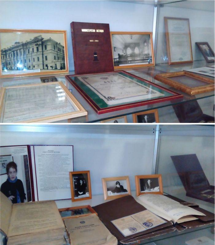 Передвижная выставка в Арбитражном суде Пермского края