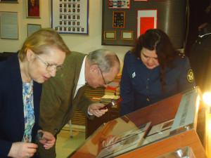 Выставка «Юристы России на почтовых марках»