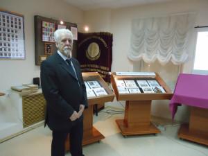 Открытие второй части выставки, посвященной А.Ф. Кони